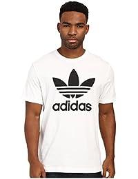 (アディダス) adidas メンズタンクトップ・Tシャツ Originals Trefoil Tee