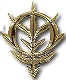 バンダイ 機動戦士ガンダム エンブレムステッカー ゴールド GD-29GD