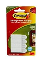 3M (17202ES) Small Picture Hanging Strips 17202ES by Command [並行輸入品]