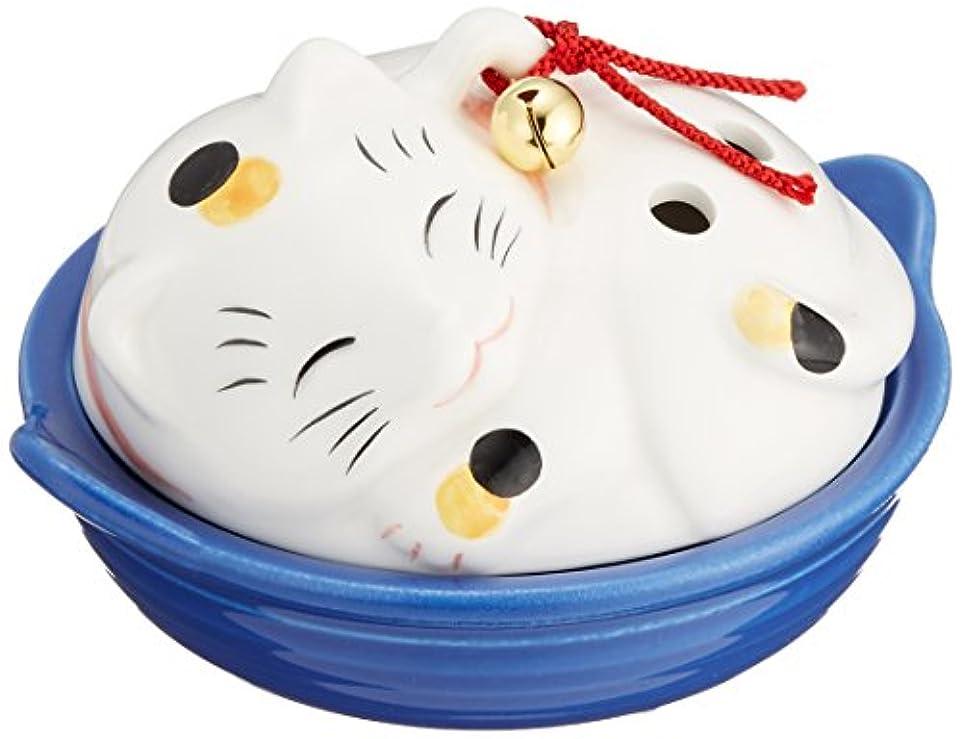 蚊遣器 鍋猫 s21-656