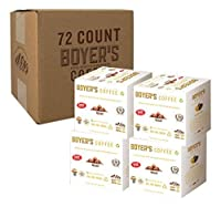 Hazelnut Flavored Coffee K-cup compatible 72ct [並行輸入品]