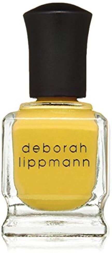 塗抹納得させる釈義デボラ リップマン (deborah lippmann) ウォーキング オン サンシャイン (WALKING ON SUNSHINE)