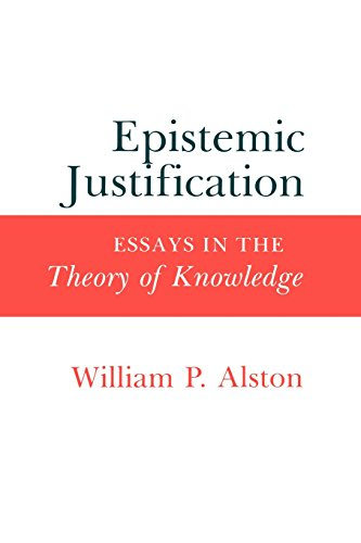 essays on knowledge and justification pappas General philosophy ¨ essay questions and  l bonjour - the structure of empirical knowledge  gs pappas & m swain - essays on knowledge and justification.