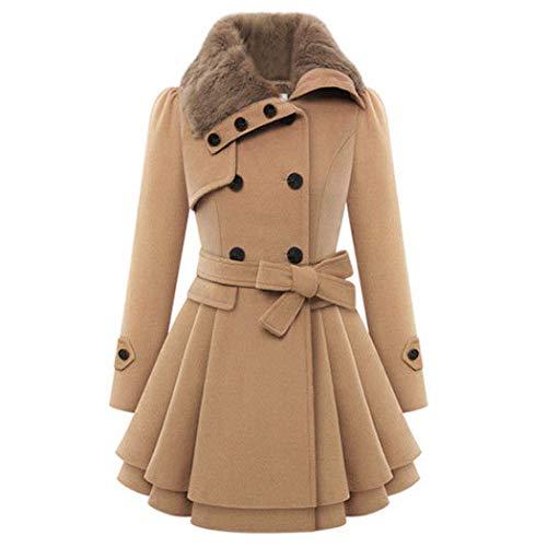 MIOIM レディースコート 秋 冬 ファッション ゆったり...