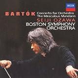 バルトーク:管弦楽のための協奏曲、バレエ《中国の不思議な役人》