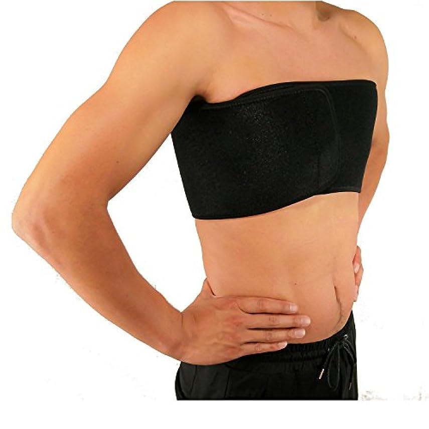 作成する問い合わせいたずら【Wantanar】 バストバンド リブバンド 胸 サポーター 肋骨 骨折 胸部 腰部 固定 女性用 男性用 デラックス