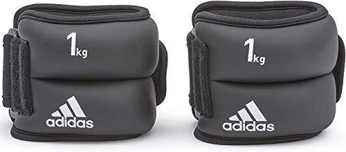 adidas(アディダス) トレーニング アンクル/リスト・ウエイト ダンベル 1.0kg×2個 ADWT-12228
