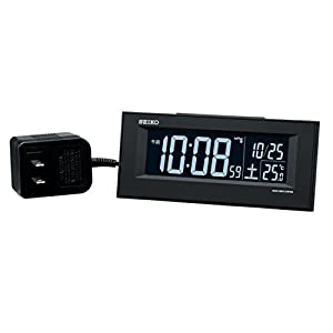 セイコー クロック 目覚まし時計 電波 交流式...の関連商品3