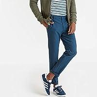 La Redoute Collections Mens Slim Fit Suit Trousers, Length 32