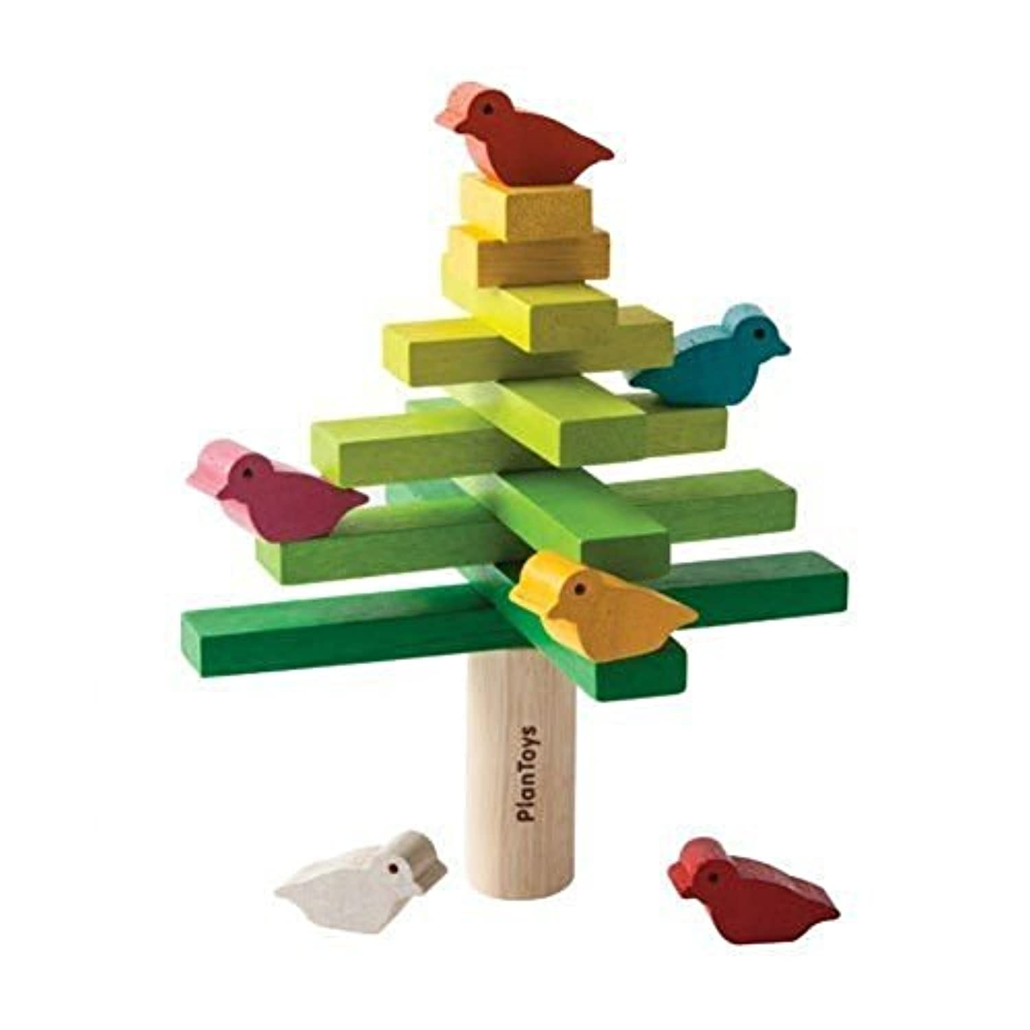 Plan Toys Balancing Tree Game [並行輸入品]