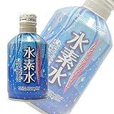 中京医薬品 カラダの中からキレイに 水素水 300mlボトル缶×24本入