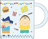 ティーズファクトリー 日本製 プラコップ クレヨンしんちゃん ハンバーガー 6.6×6.6×8.1cm