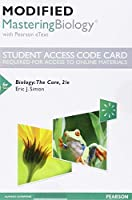 Modified Mastering Biology with Pearson eText - Standalone Access Card - for Biology: The Core (2nd Edition)【洋書】 [並行輸入品]