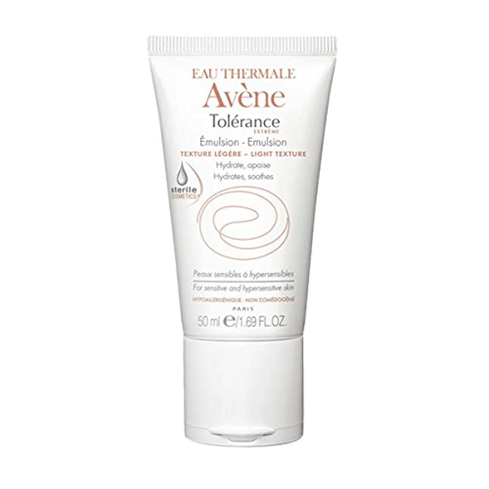 Avene Tolerance Light Emulsion 50ml [並行輸入品]