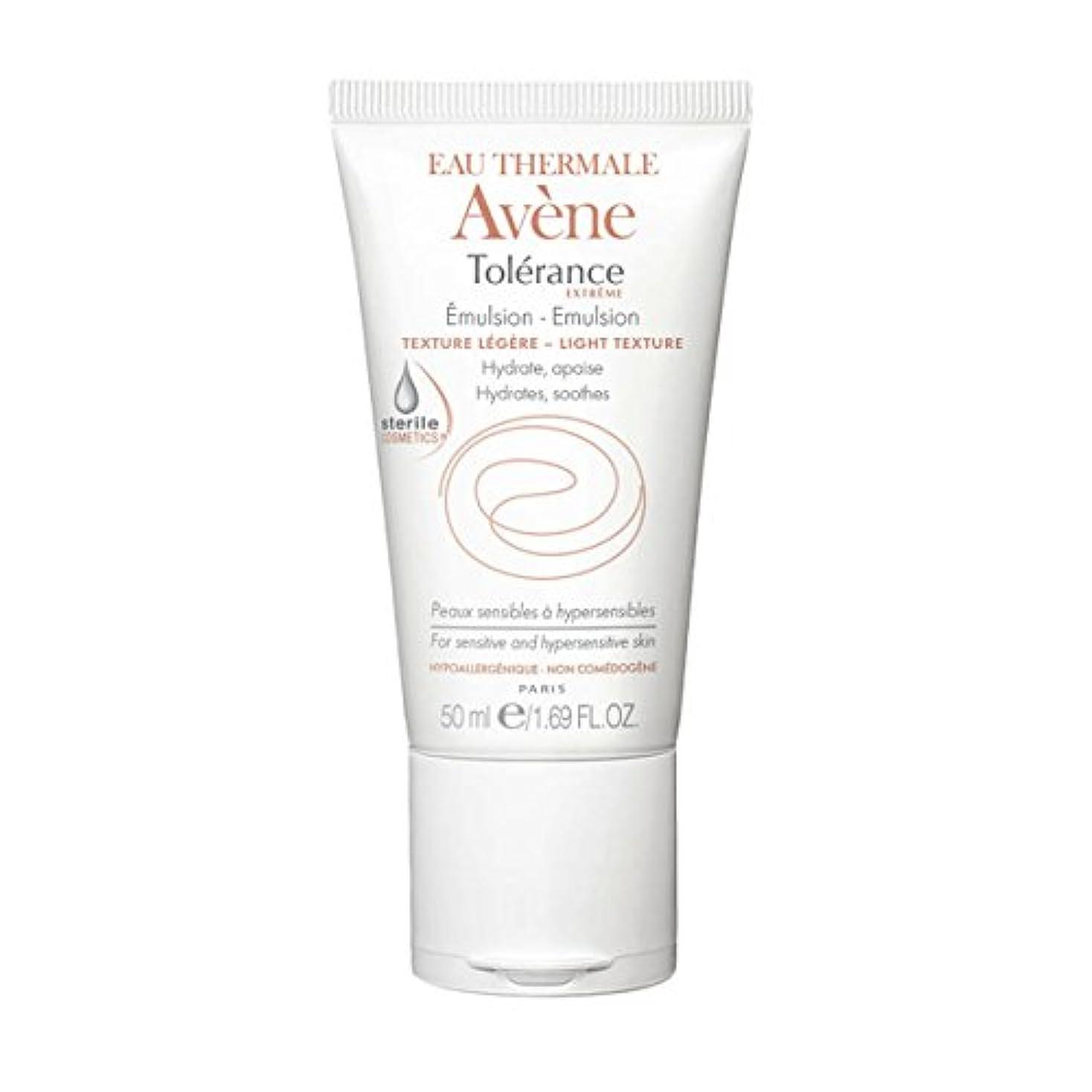 Avene Tolerance Light Emulsion 50ml [並行輸入品]