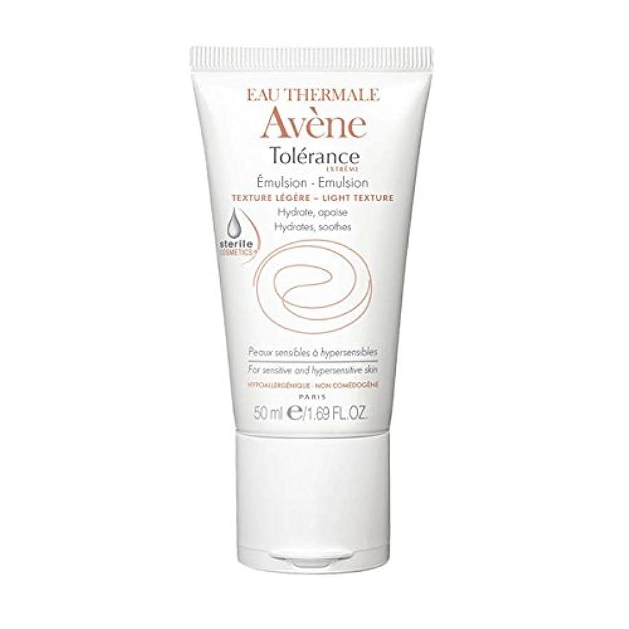 伝染病パターン供給Avene Tolerance Light Emulsion 50ml [並行輸入品]