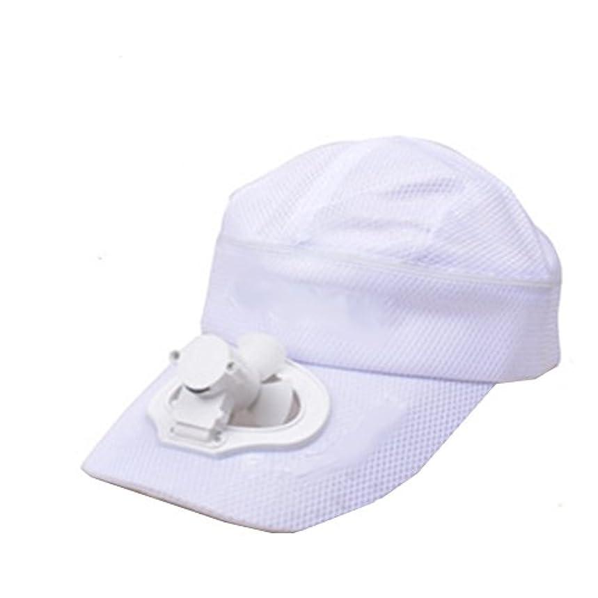 スリラー指標不正KYLIN Express夏ファン帽子ファン釣りサンバイザーキャップ# K
