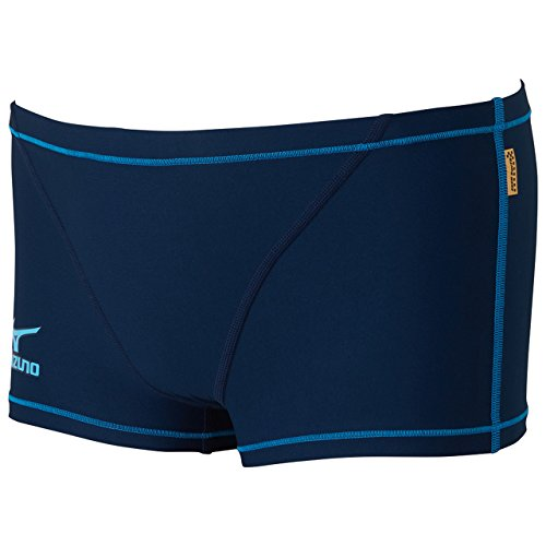 MIZUNO(ミズノ)競泳水着トレーニング・練習用メンズエクサースーツショートスパッツN2MB706014サイズ:Mネイビー