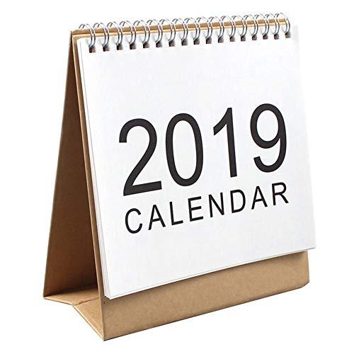 LUERMEカレンダー 2019 卓上 B6 (使用サイズ ...