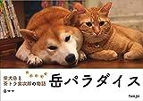 柴犬岳と茶トラ寅次郎の物語 岳パラダイス