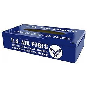 ブリキティッシュケース USAF