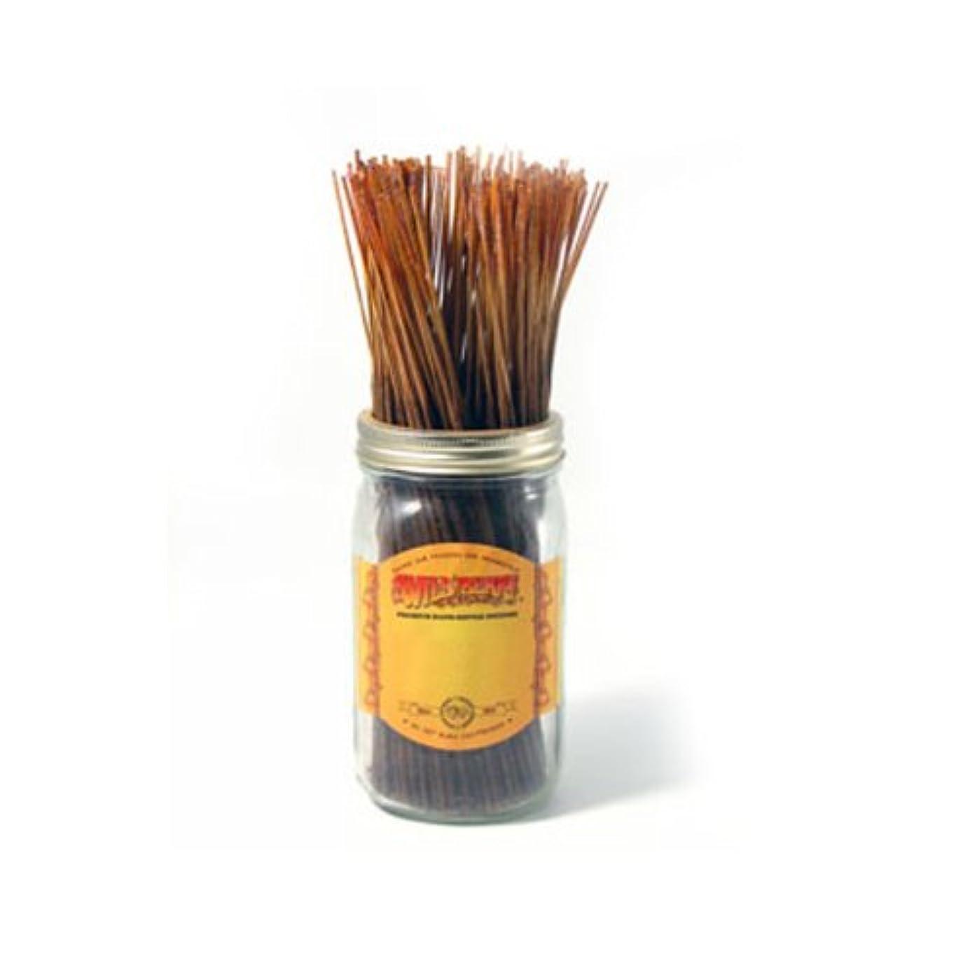 退却擬人化滞在Wild Berry Blend 22 Stick Incense (Value Bundle of 100)