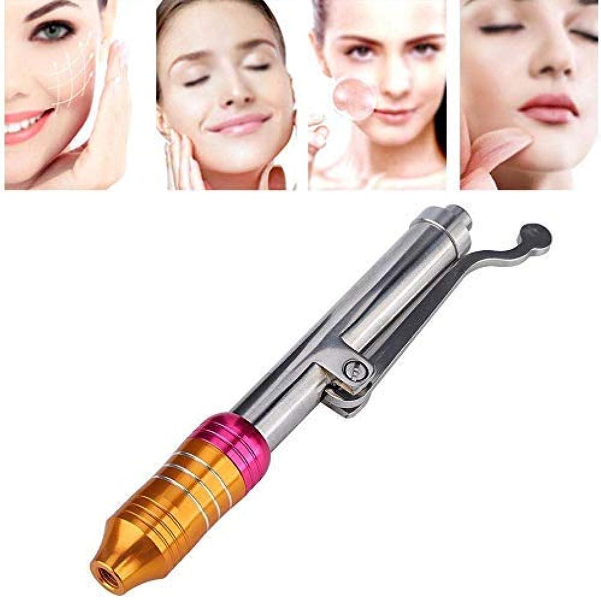 シュリンクアラブウォーターフロントヒアルロン注射ペン、しわスキンマシンを削除するための傷、しわ、マークを減らすのに役立ちます