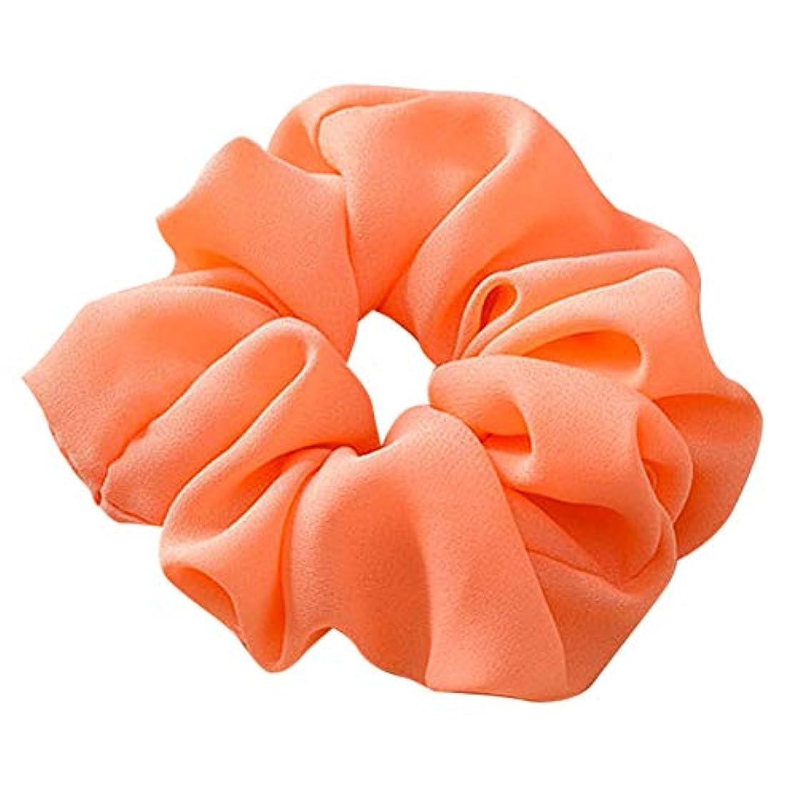 壊れた行うながらベルベットポニーテールの髪のネクタイ、髪のシュシュ-あなたのためのさまざまな色