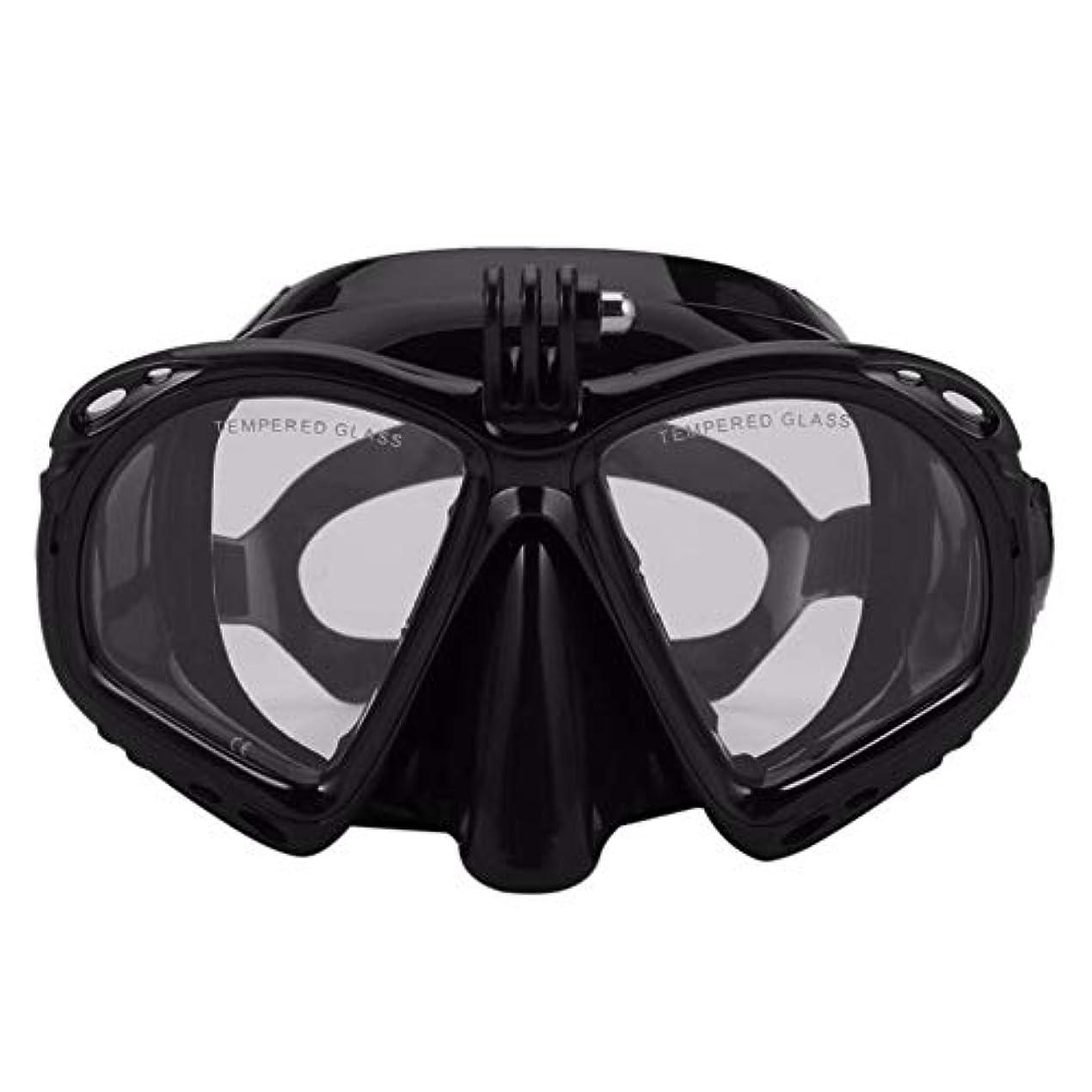住居さまよう特徴ほとんどのスポーツカメラに適したプロの水中ダイビングマスクダイビングシュノーケル水泳ゴーグルスキューバダイビング機器 g5y9k2i3rw1