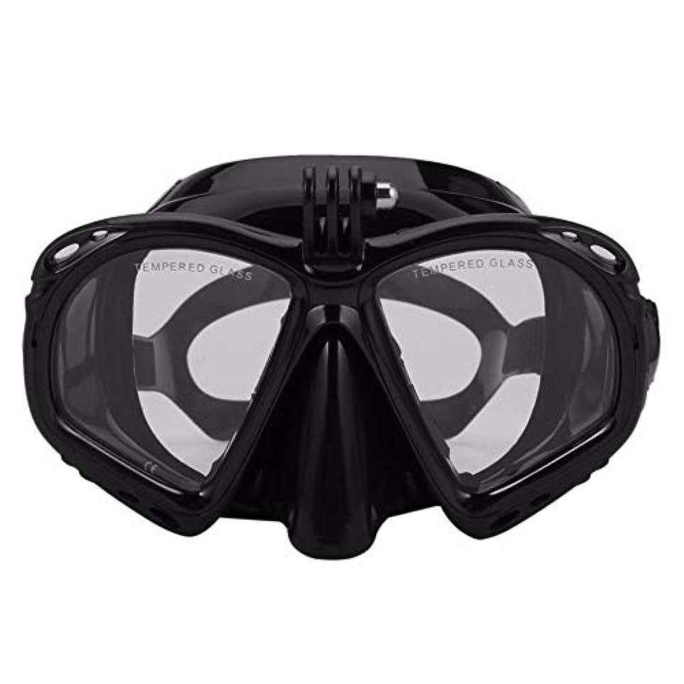 レース医師取り出すほとんどのスポーツカメラに適したプロの水中ダイビングマスクダイビングシュノーケル水泳ゴーグルスキューバダイビング機器 g5y9k2i3rw1