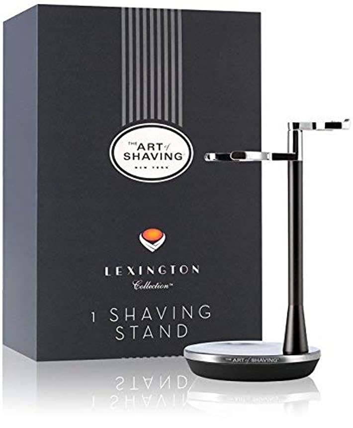 側錫クラシックThe Art of Shaving Lexington Collection Stand [並行輸入品]