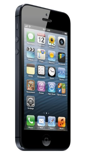 (Simフリー) 海外版 iPhone5 ブラック 32G