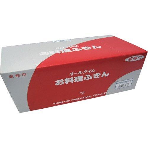 東京メディカル 業務用ふきん 超厚手タイプ 30×61cm グリーン 30枚入 FT-902