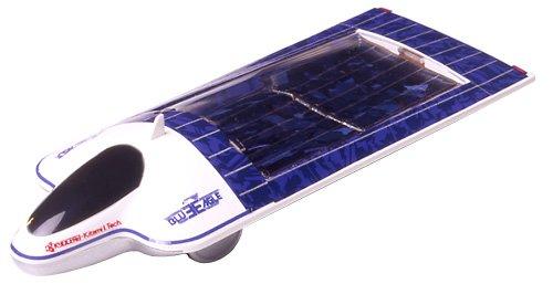 ソーラーミニチュアシリーズ No.1 ミニソーラー ブルーイーグル 76501