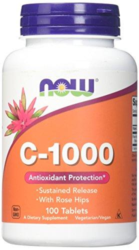 C-1000+ローズヒップ(タイムリリース) 100タブレット (海外直送品)