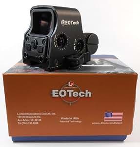 Eo Tech EXPS-3 ホロサイト ドットサイト(QDマウント付き) 新型ホロサイト