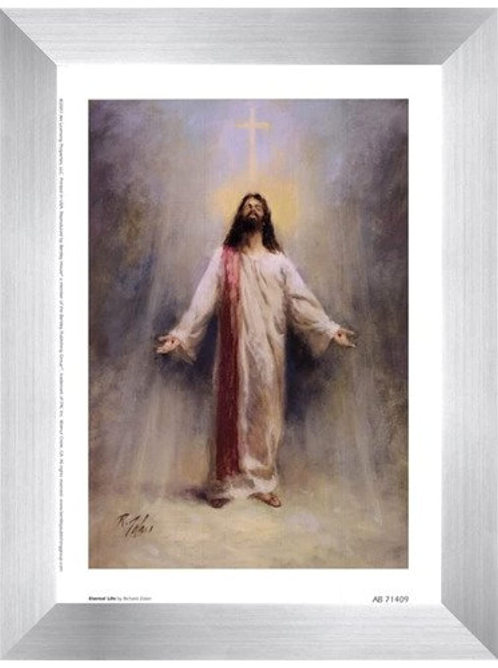 Eternal Life by Richard Judson Zolan – 6 x 8インチ – アートプリントポスター LE_48554-F9935-6x8