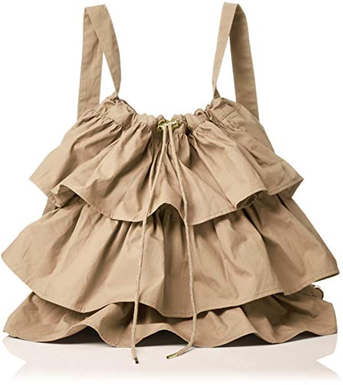 [べべ ビーデアール]フリル巾着リュック【974-96062-2900】キッズ 子供 女の子 女児 リュックサック フリル 巾着 バッグ 鞄 キッズ