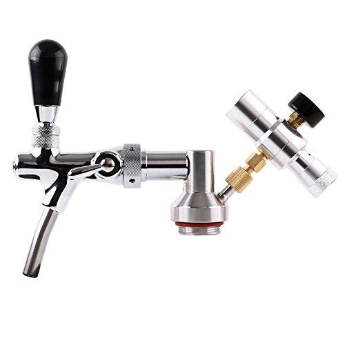 ビールサーバー 家庭用 屋外用 バーベキュー 用 持ち歩ける 2L ミニケグ Mini Keg ビール タップ beer tap ミニケグ デイスペンサー Mini Keg Dispenser (デイスペンサー2号)