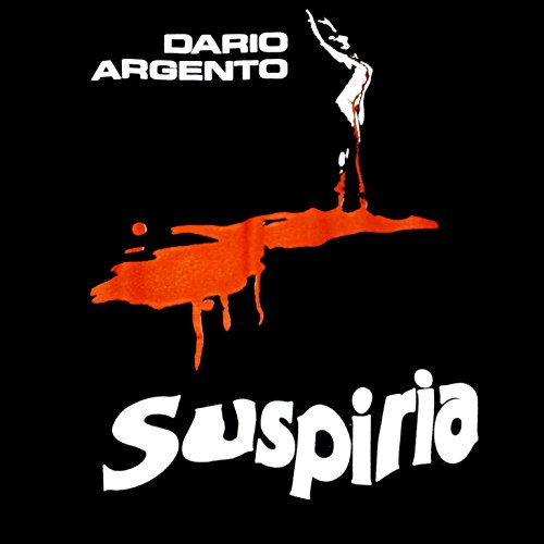 【SUSPIRIA】サスペリア オフィシャルライセンスTシャツ#1