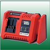 ブラック&デッカー リチウムイオン電池専用充電器 LC1418