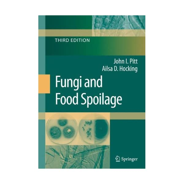 Fungi and Food Spoilageの商品画像