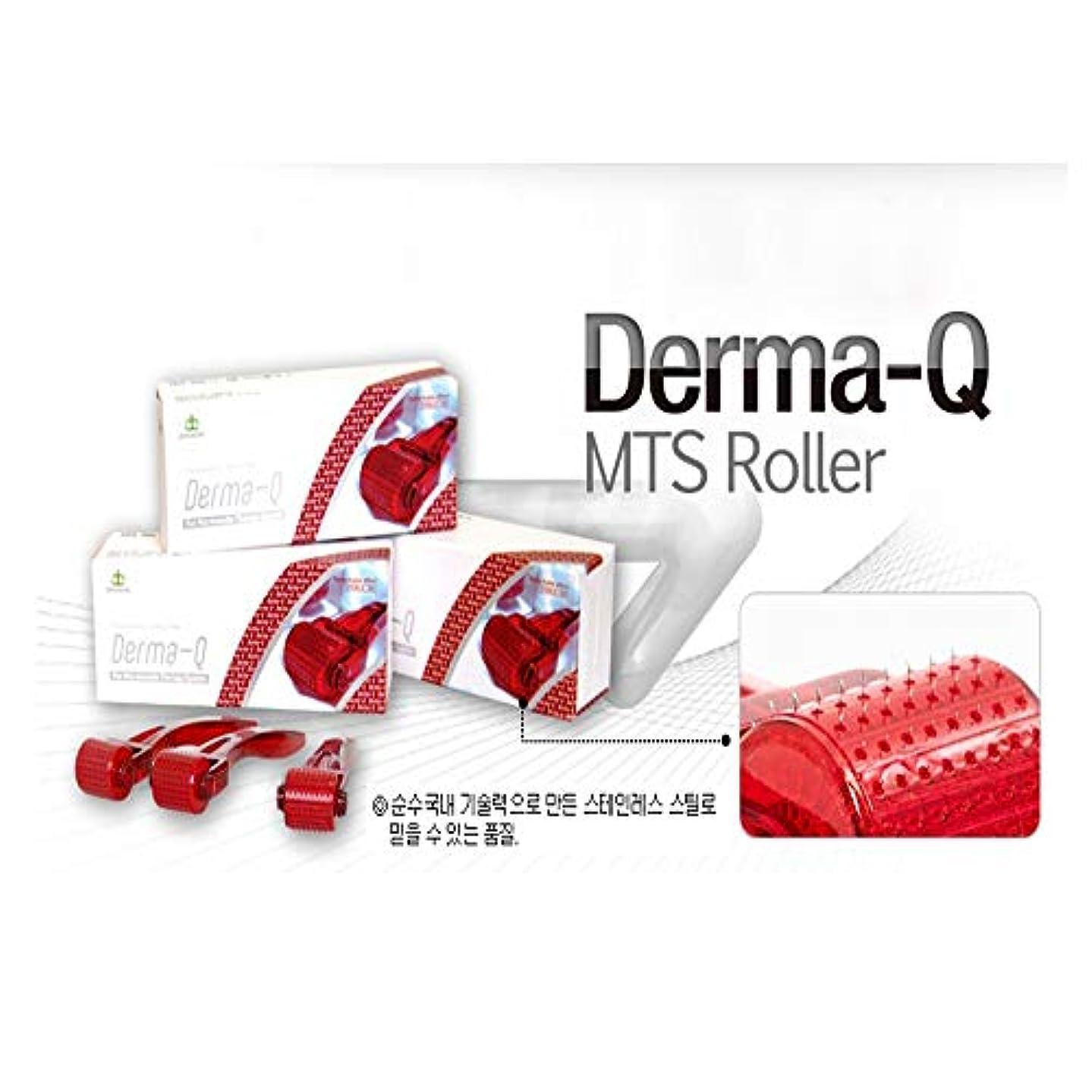 後方に告発車両Dong Bang MTS Derma 美肌 ミニ針 治療スキンケアツール - 0.25mm*0.3mm/0.5mm/1.0mm/1.5mm/2.0mm ローラー美顔器 (0.25*0.5mm)