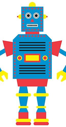 glo グロー グロウ 専用 レザーケース レザーカバー タバコ ケース カバー 合皮 ハードケース カバー 収納 デザイン 革 皮 BLACK ブラック ロボット キャラクター 014568