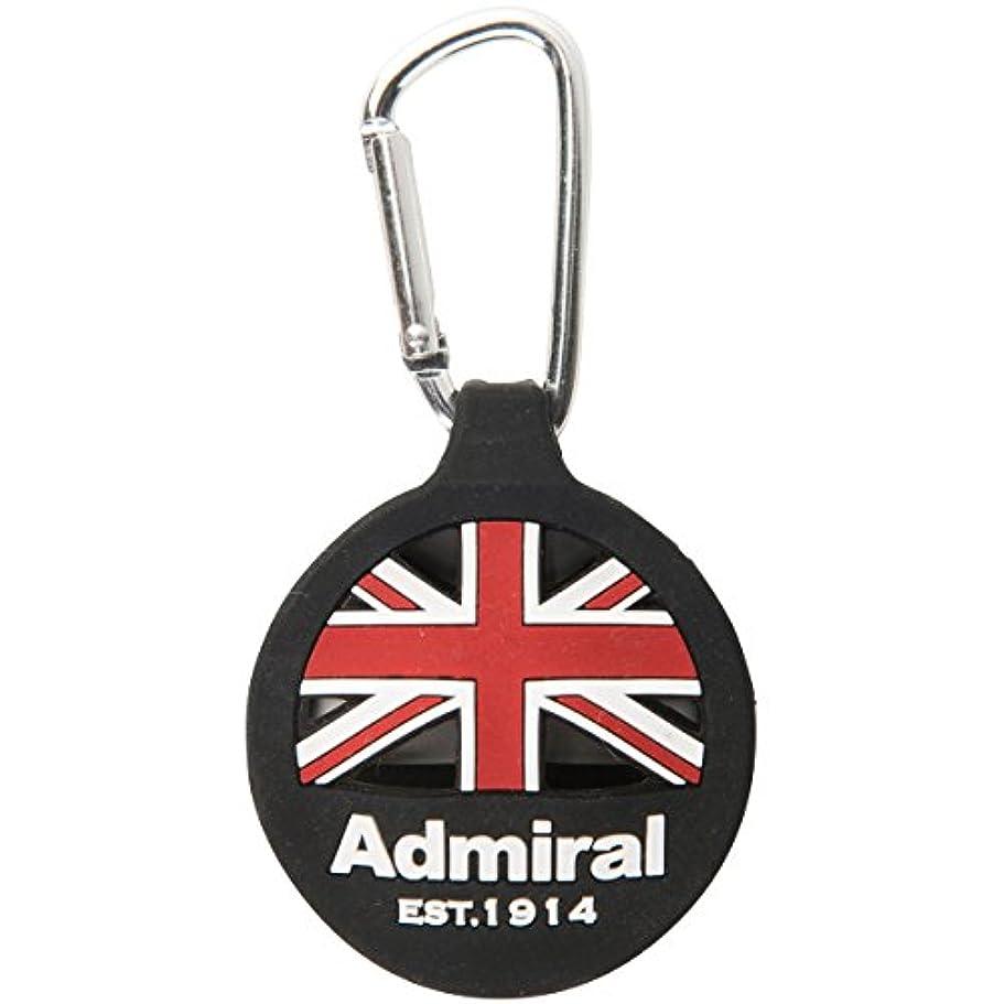 勇者アジア敬なアドミラル Admiral ラウンド小物 ボールホルダー ADMG7SM5 ネイビー 30