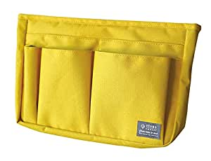 デコレ(Decole) デザイン小物 イエロー 30×5×H20cm おともポケット TP-61992