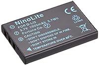 NinoLite D-LI2 NP-60 NP-30 LI-20B VW-VBA21 DB-40 互換 バッテリー 共通対応 詳細ご確認下さい dli2_t.k.gai