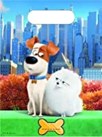 The Secret Life of Pets 6 Party Bags
