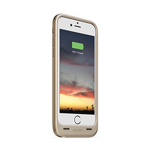 日本正規代理店品・保証付mophie juice pack air for iPhone 6 (4.7インチ) ゴールド MOP-PH-000070