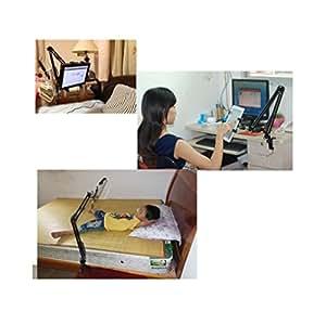 HITEC 人をダメにするタブレットスタンド 寝ながら見れる iPad スマホ タブレット アームスタンド アンドロイド Kindle Nexus 角型液晶なんでもOK [並行輸入品]